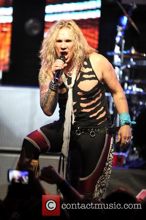 Steel Panther, Michael Starr and Fort Lauderdale 2