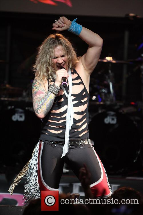 Steel Panther, Michael Starr and Fort Lauderdale 4
