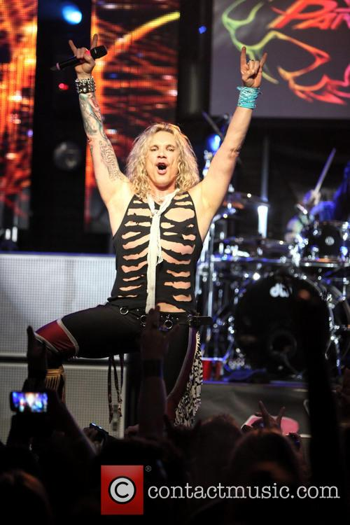 Steel Panther, Michael Starr and Fort Lauderdale 7