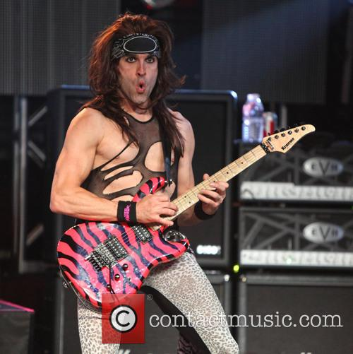 satchel steel panther performs in fort lauderdale 3641080