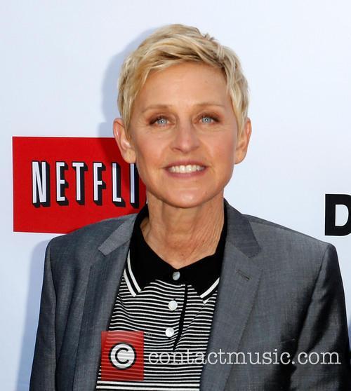 Ellen DeGeneres, TCL Chinese Theater