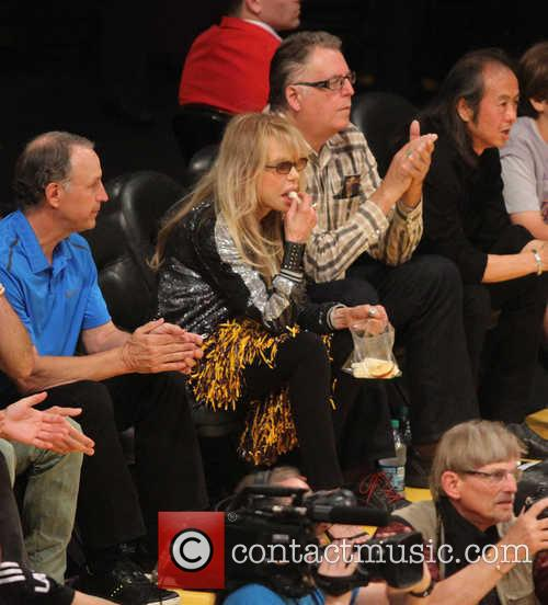 Dyan Cannon, Staples Center