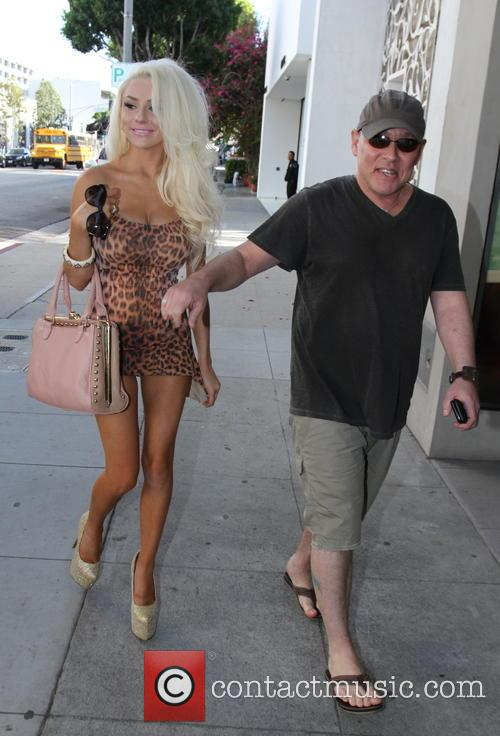 Doug Hutchison and Courtney Stodden 7
