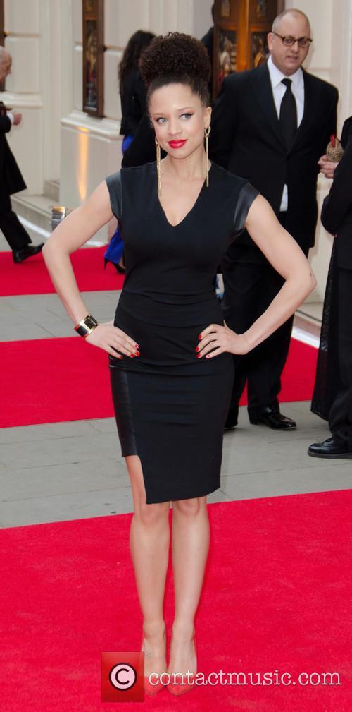 The Olivier Awards held at the Royal Opera...