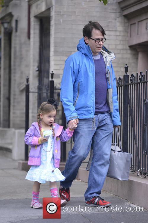Sarah Jessica Parker and her husband Matthew Broderick...