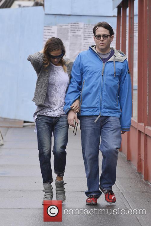 Sarah Jessica Parker and Matthew Broderick 8