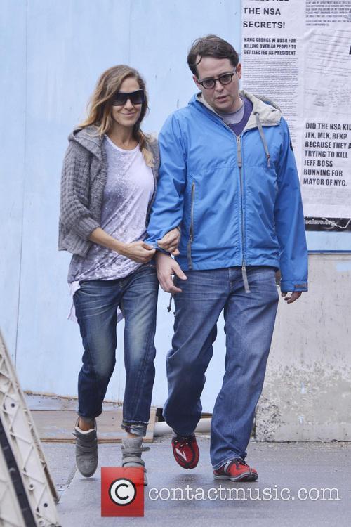 Sarah Jessica Parker and Matthew Broderick 11
