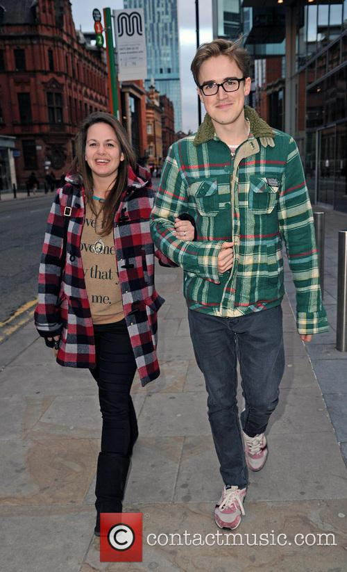 Tom Fletcher and Giovanna Fletcher 9