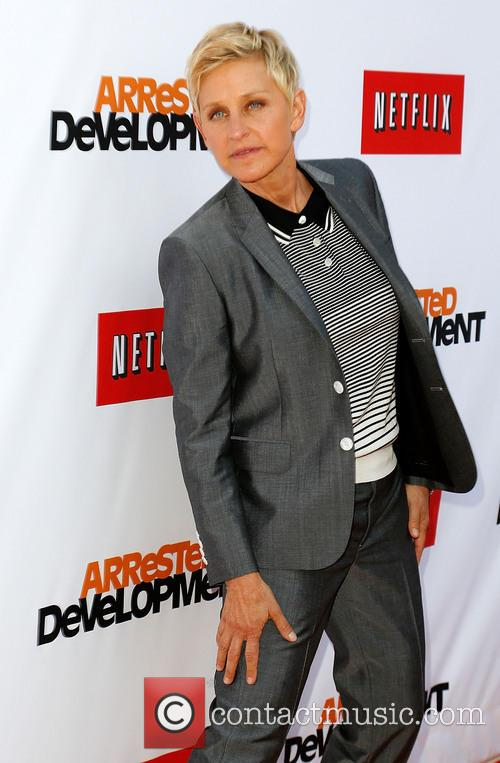 Ellen Degeneres Arrested Development