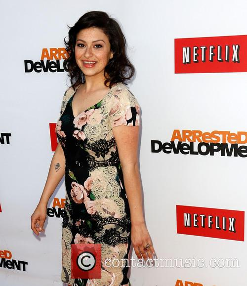 Alia Shawkat, TCL Chinese Theater