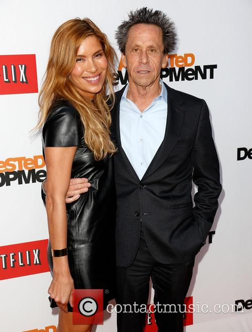 Guest and Brian Grazer 1