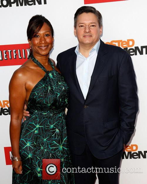 Arrested Development, Guest and Ted Sarandos 1