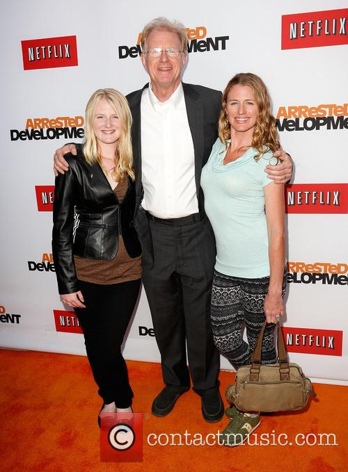 Hayden Carson Begley, Ed Begley Jr. and Amanda Begley 5