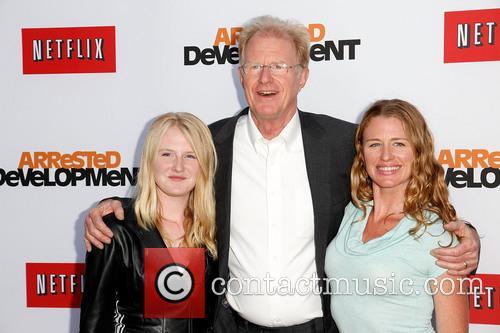 Ed Begley Jr, Hayden Carson Begley and Amanda Begley 6