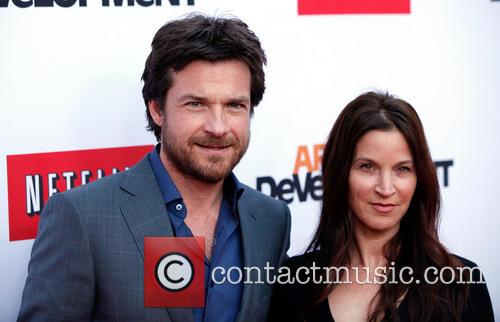 Jason Bateman and Amanda Anka 6