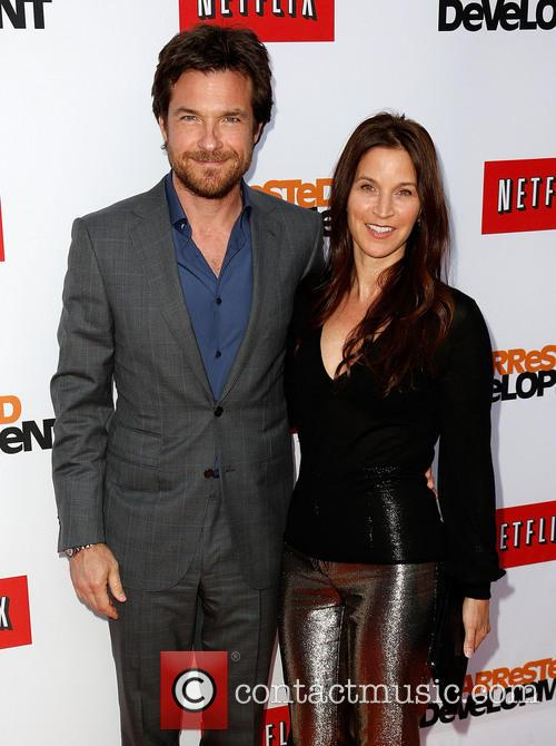 Jason Bateman and Amanda Anka 10