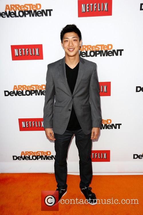 Arrested Development, Justin Lee, TCL Chinese Theater