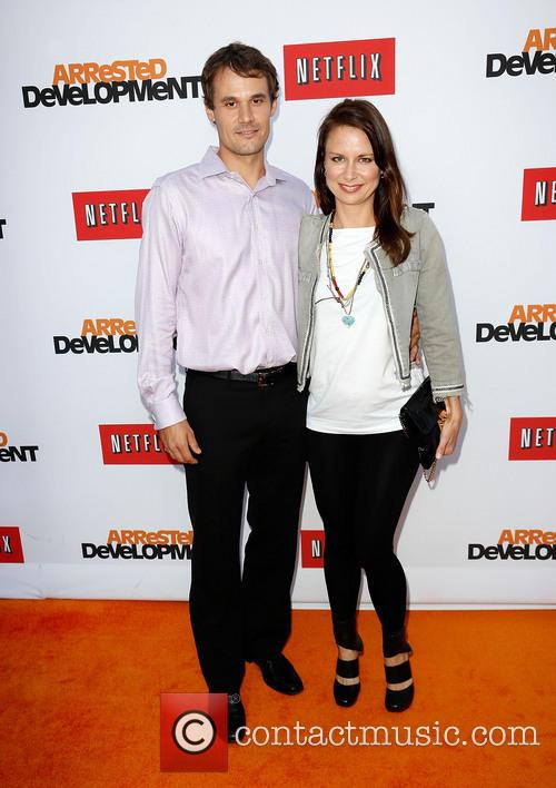 Matthew Rolph and Mary Lynn Rajskub 4