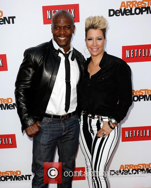 Terry Crews and Rebecca King-crews 1