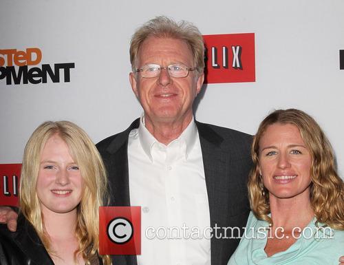 Ed Begley, Jr, Hayden Carson Begley and Amanda Begley 2