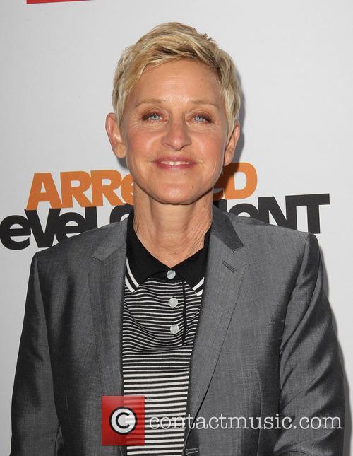 Ellen Degeneres Arrested Development