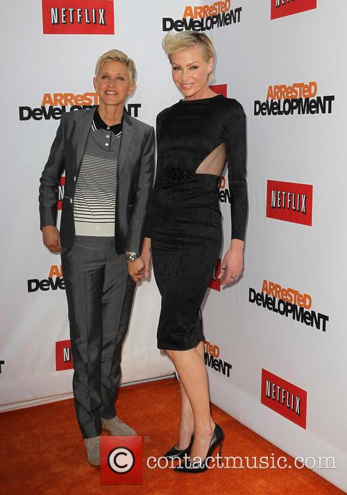 ellen degeneres portia de rossi arrested development season 3635627