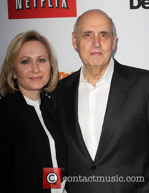 Jeffrey Tambor and Kasia Ostlun 3