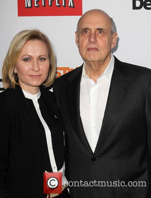 Jeffrey Tambor and Kasia Ostlun 4
