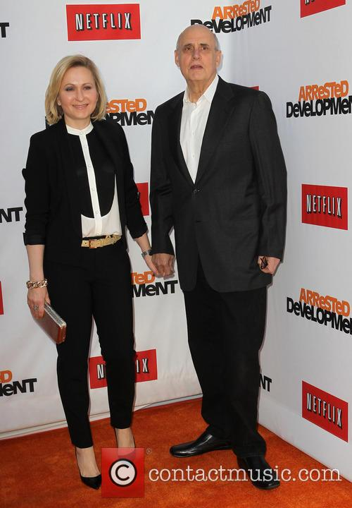 Jeffrey Tambor and Kasia Ostlun 5