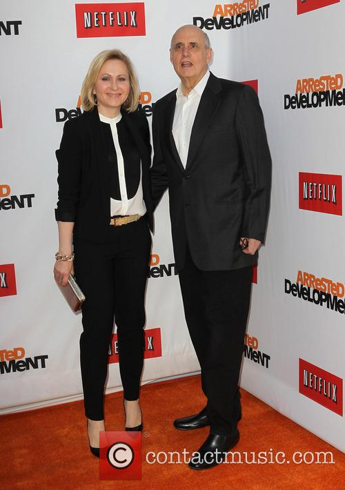 Jeffrey Tambor and Kasia Ostlun 6