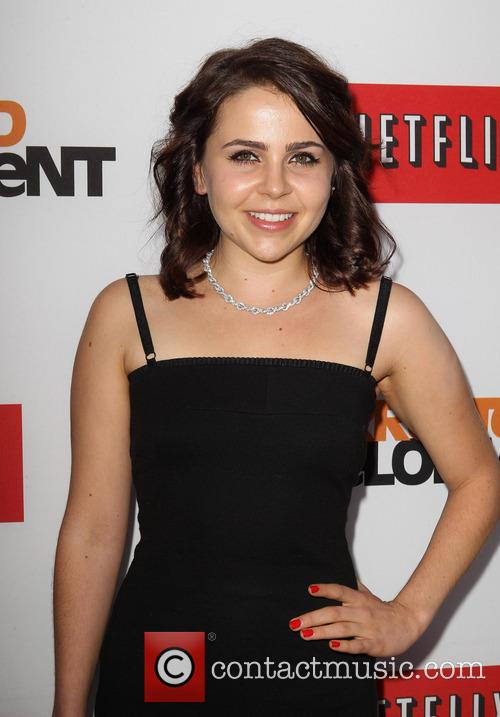 Mae Whitman, TCL Chinese Theatre