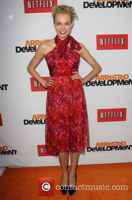 Arrested Development, Penelope Mitchel, TCL Chinese Theatre