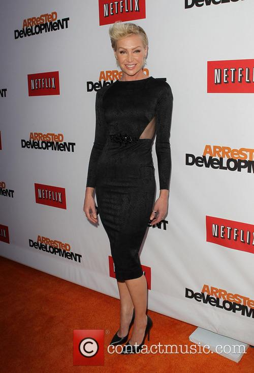 Portia de Rossi, Arrested Development LA Premiere