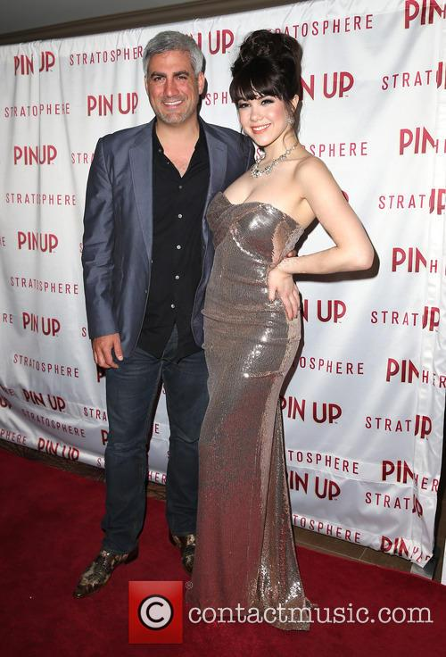 Taylor Hicks and Claire Sinclair 5