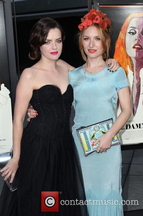 Roxane Mesquida and Josephine De La Baume 3