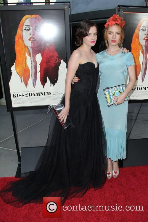 Roxane Mesquida and Josephine De La Baume 4
