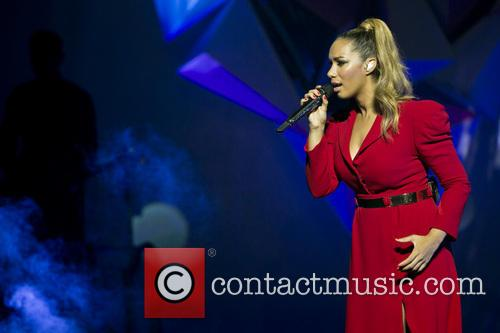 Leona Lewis at the Regent Theatre