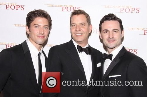 Nick Adams, Steven Reineke and Max Von Essen