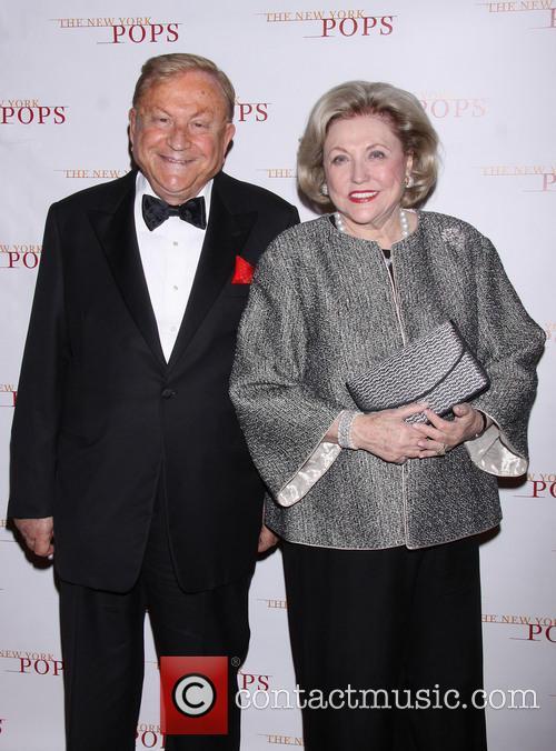 Robert Bradford and Barbara Taylor Bradford 5