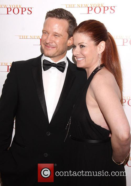 will chase debra messing the new york pops 3636114