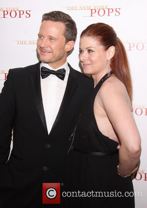 will chase debra messing the new york pops 3636118