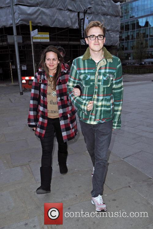 Tom Fletcher and Giovanna Fletcher 5