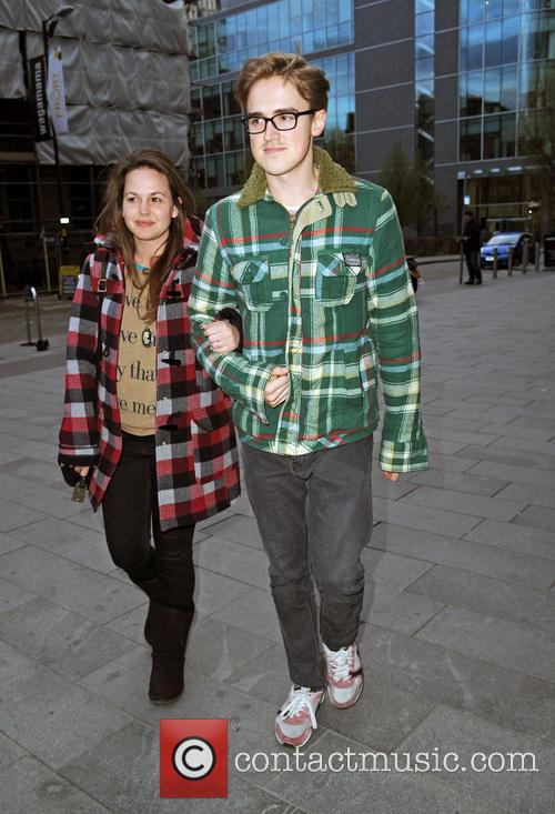 Tom Fletcher and Giovanna Fletcher 7