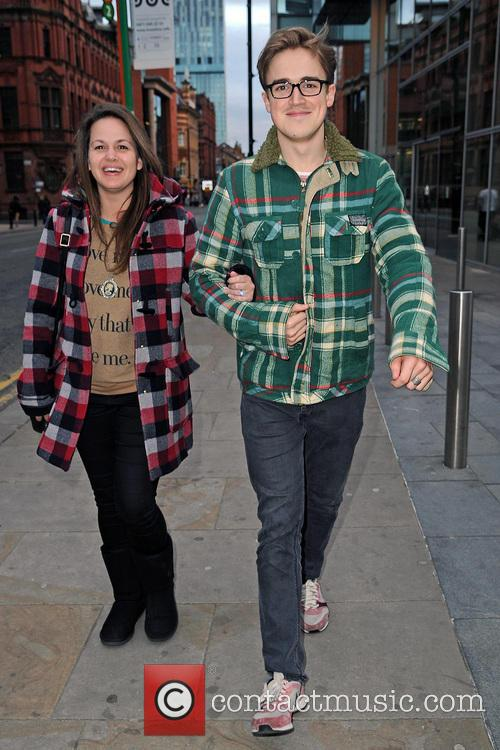 Tom Fletcher and Giovanna Fletcher 8