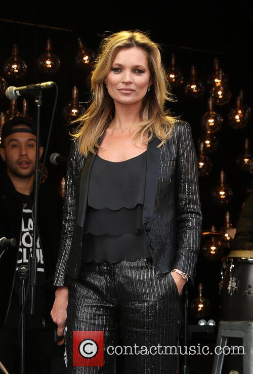 Kate Moss for Topshop - collection launch
