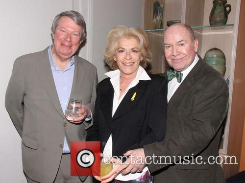 Andre Bishop, Suzanne Bertish and Jack O'brien