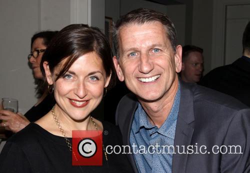 Mandy Greenfield and Tom Kirdahy 2