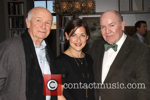 Terrence Mcnally, Mandy Greenfield and Jack O'brien 1