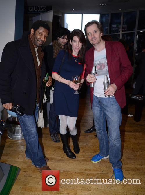 Brian Bovell, Ilana Rein and Ben Moore 1