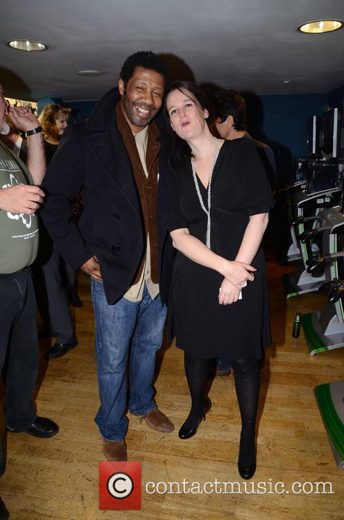 Brian Bovell and Moira Buffini 2